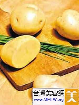 土豆的四種瘦身做法