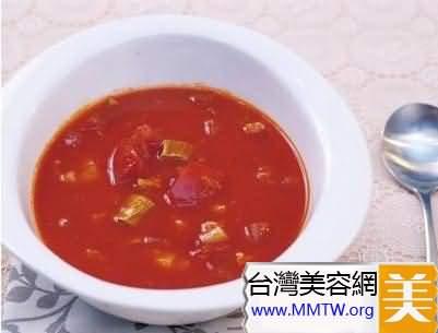 西紅柿減肥健康有效