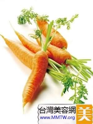 胡蘿蔔整個烤