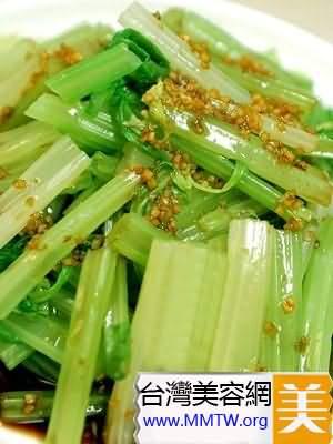 芹菜促進新陳代謝