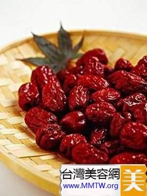紅棗含有蛋白質