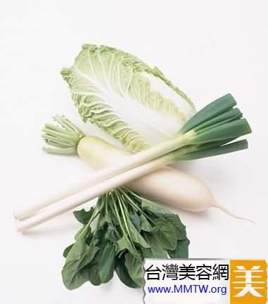 白菜減肥又美容