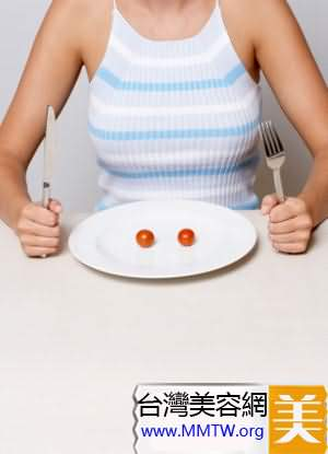 不要過度節食