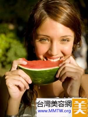 西瓜的甜蜜瘦身秘密