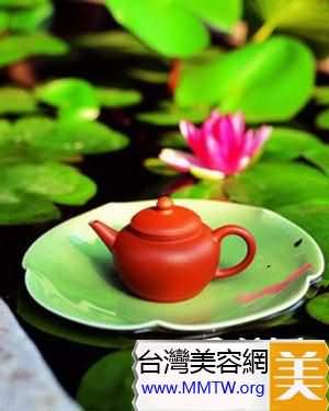 瓜片荷葉茶