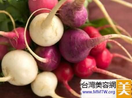 蘿蔔:節後排毒減肥最佳食物