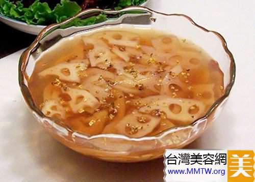 綠豆蘿蔔藕片