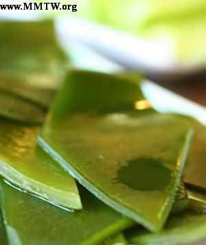 油焯海帶豆