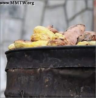 紅薯代替主食吃能月減肥八斤