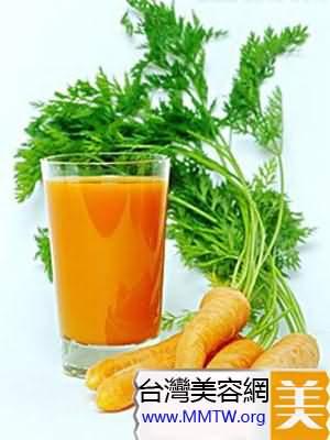 胡蘿蔔瘦身飲品推薦