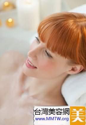 泡澡帶來完美的溫熱效果