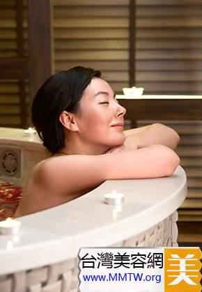半身浴療法