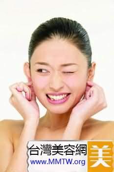 耳穴按摩減肥新方法