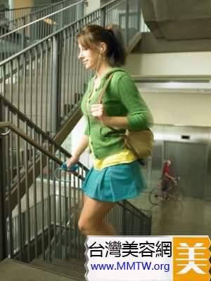 爬樓梯減肥法 下半身減肥超有效