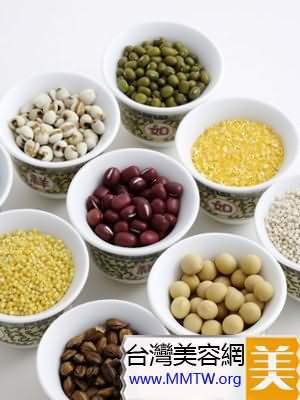 各種豆類食品