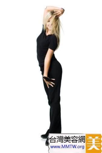 0元瘦身大法 簡單減肥運動打造完美身材