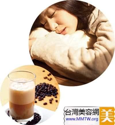 秋潤糖水3——咖啡蛋白奶昔
