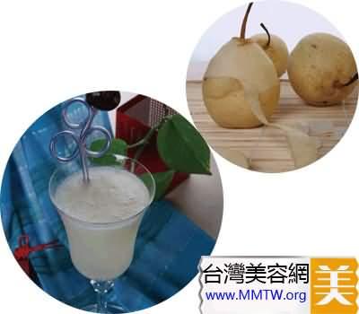 秋潤糖水1——冰糖脆梨汁