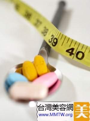 不過分依賴藥物減肥