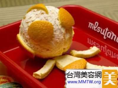橙子速效減肥單