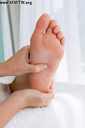 腳底按摩的原理