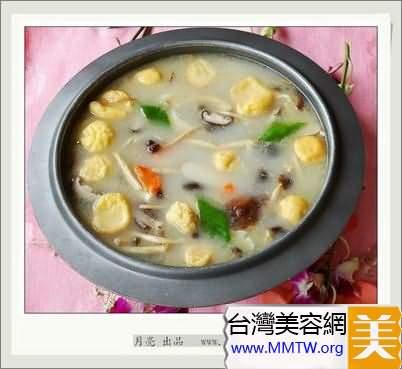 吃豆腐變苗條