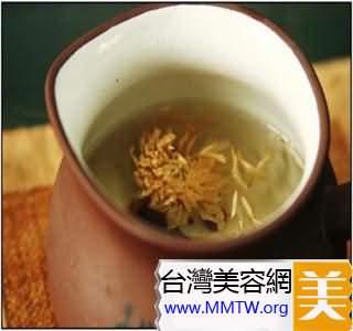 雙花瘦身茶