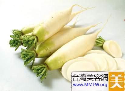 蘿蔔的營養價值