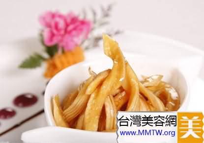 紫蘇昆布茶泡生蘿蔔