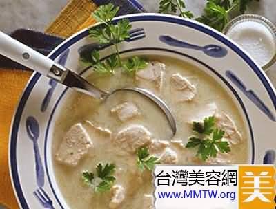 刀豆鴿肉湯