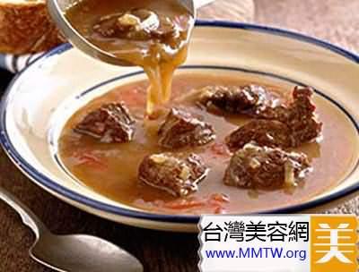 海參羊肉淡菜湯