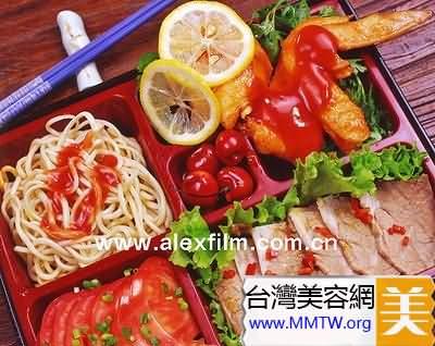 全天低熱量營養減肥食譜
