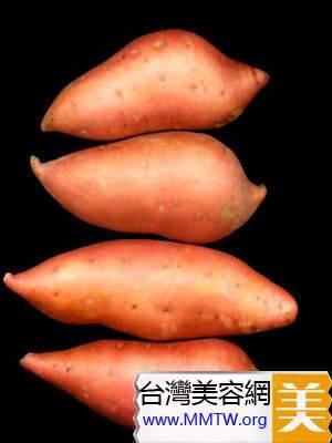滑膩紅薯粥